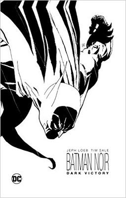 Batman Noir: Dark Victory HC