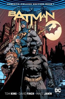 Batman: Volume 1 HC (Rebirth)