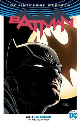 Batman: Volume 1: I Am Gotham TP (Rebirth)