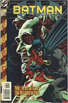 Batman: The Road to No Mans Land: Volume 1 TP