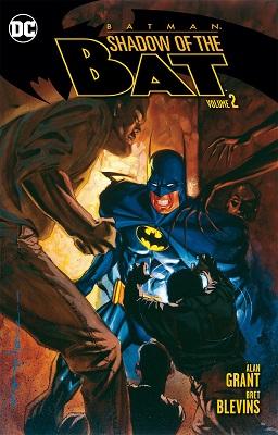 Batman: Shadow of the Bat: Volume 2 TP