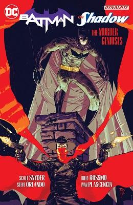 Batman and The Shadow: The Murder Geniuses HC