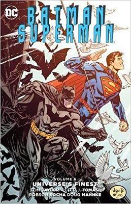 Batman Superman: Volume 6: Universes Finest TP