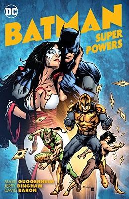 Batman: Super Powers TP