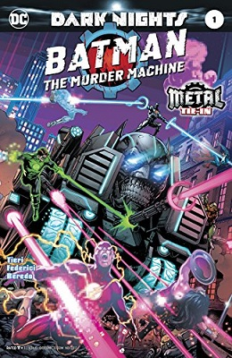 Batman: The Murder Machine no. 1 (2016 Series)