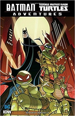Batman TMNT Adventures TP