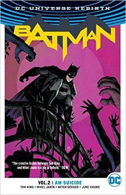 Batman: Volume 2: I Am Suicide TP
