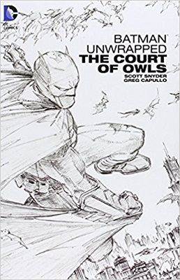 Batman Unwrapped: The Court of Owls HC
