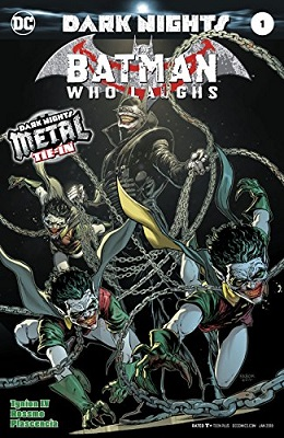 Batman: Who Laughs no. 1 (One Shot - Dark Nights Metal) - Used