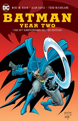 Batman: Year Two HC (30th Anniversary Deluxe Edition)