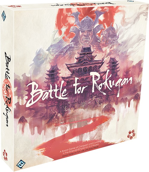 Legend of the Five Rings: Battle for Rokugan Board Game