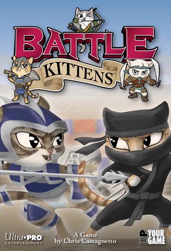 Battle Kittens Card Game