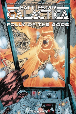 Battlestar Galactica: Folly of the Gods TP
