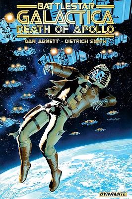 Battlestar Galactica: Death of Apollo TP