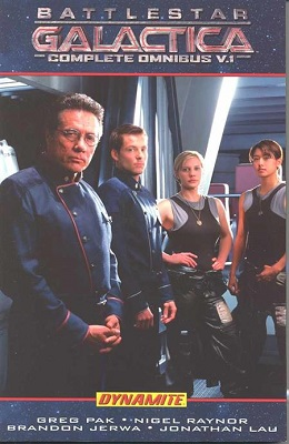 Battlestar Galactica Omnibus: Volume 1 TP