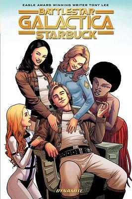 Battlestar Galactica: Classic Starbuck TP