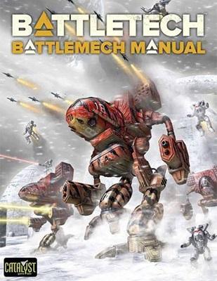 Battletech: Battlemech Manual 35010