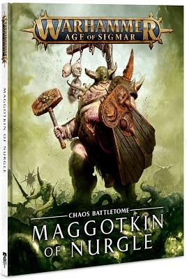 Warhammer: Age of Sigmar: Battletome: Maggotkin of Nurgle 83-58-60