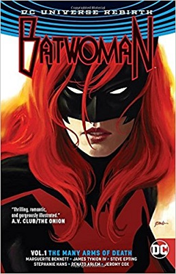 Batwoman: Volume 1: Many Arms of Death TP