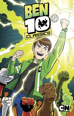 Ben 10 Classics: Volume 5: Powerless TP