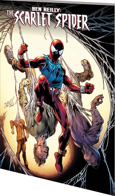 Ben Reilly: The Scarlet Spider: Volume 1: Back in the Hood TP