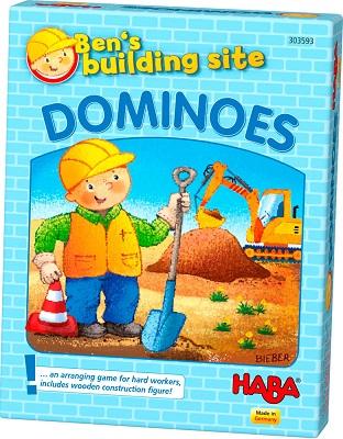 Bens Building Site: Dominoes