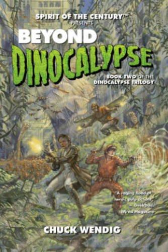 Spirit of the Century: Beyond Dinocalypse Role Playing