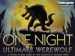 Ultimate Werewolf: One Night Card Game
