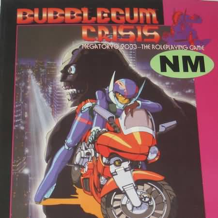 Bubblegum Crisis: Megatokyo 2033 - Used