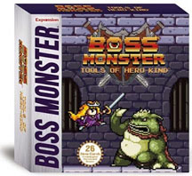 Boss Monster: Tools of Hero Kind Expansion