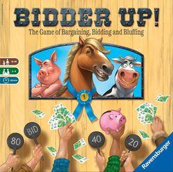 Bidder Up Card Game