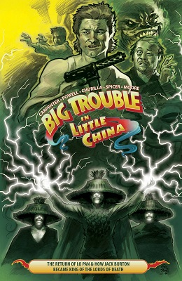 Big Trouble In Little China: Volume 2 TP
