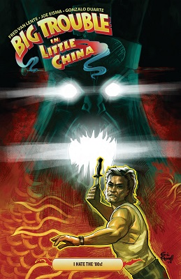 Big Trouble In Little China: Volume 4 TP