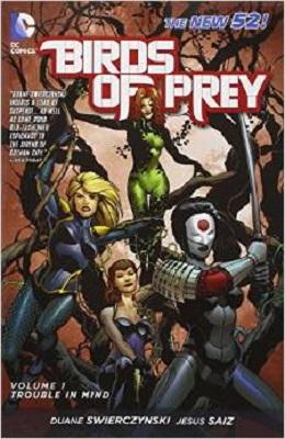 Birds of Prey: Volume 1 TP