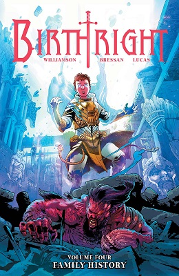 Birthright: Volume 4: Family History TP