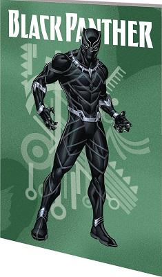 Black Panther Adventures Digest TP