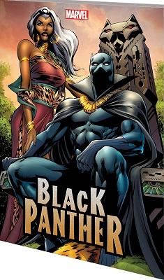 Black Panther by Hudlin: Volume 3 TP