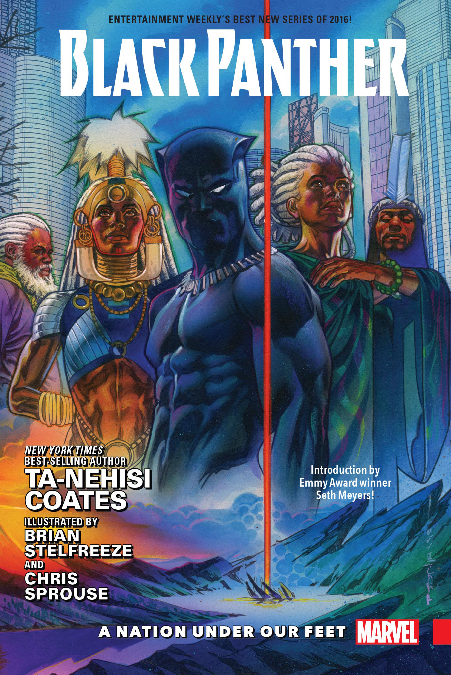 Black Panther: Volume 1: A Nation Under Our Feet HC
