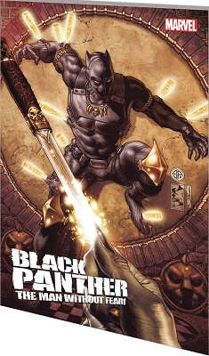 Black Panther: Man Without Fear TP