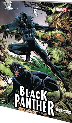 Black Panther: Panthers Quest TP