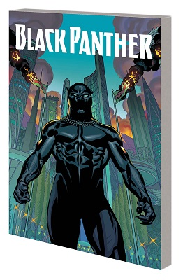 Black Panther: Volume 1: Nation Under Our Feet TP