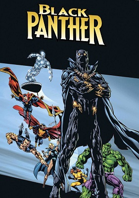 Black Panther: The Complete Collection: Volume 2 TP