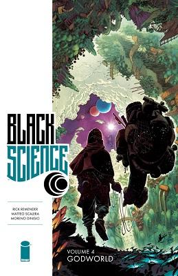 Black Science: Volume 4: Godworld TP (MR)