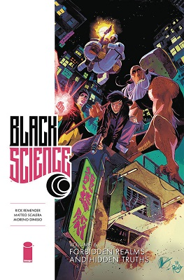 Black Science: Volume 6: Forbidden Realms and Hidden Truths TP (MR) - Used