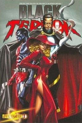 Black Terror (2008 Series) Bundle (Issues 1-10)