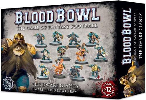 Blood Bowl: Dwarf Giants 200-17