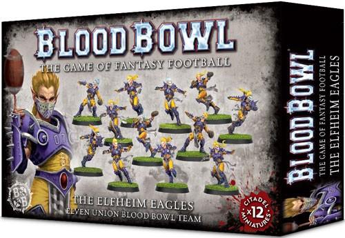 Blood Bowl: Elfheim Eagles 200-36