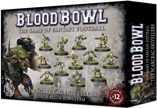 Blood Bowl: Scarcrag Snivelers 200-27