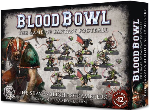 Blood Bowl: Skavenblight Scramblers 200-11