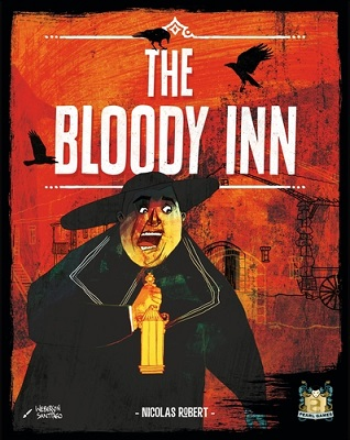 The Bloody Inn Board Game